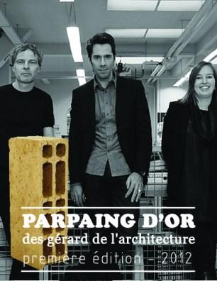 MVRDV ( Winy Maas , Jacob van Rijs et Nathalie de Vries ) pour l'ensemble de leur œuvre Lauréat avec 50.54% des voix