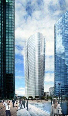 Tour Alto - La Défense - Interfaces et SRA Architectes