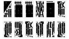 Les fichiers coupes obtenus après le design d'un modèle