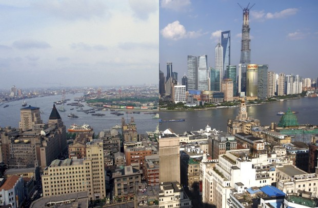 Shanghai 1987-2013