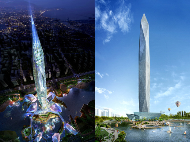 Infinity Tower - GDS Architects