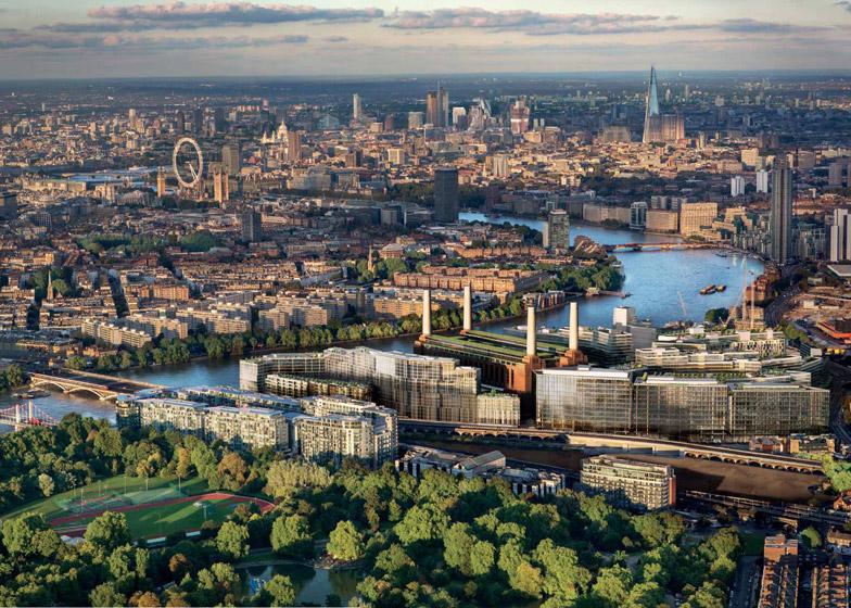 Un avenir pour la Battersea Power Station ?