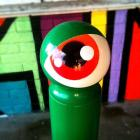 """This """"Potelet"""" is Watching you !"""