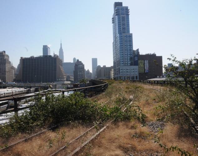 La 3ème section de la High Line devrait ouvrir d'ici fin 2014 - Diller Scofidio + Renfro & James Corner Field Operations