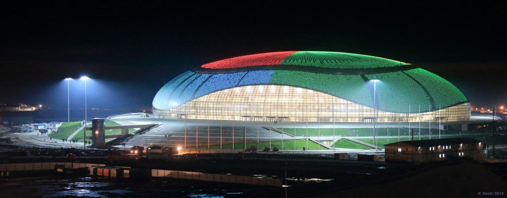 Bolshoi Arena - Sotchi