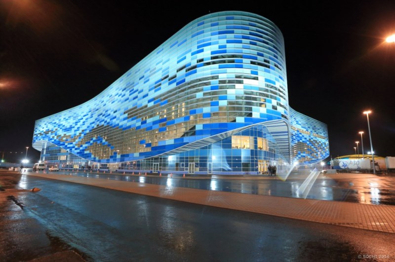 Iceberg Skating Palace - Sotch