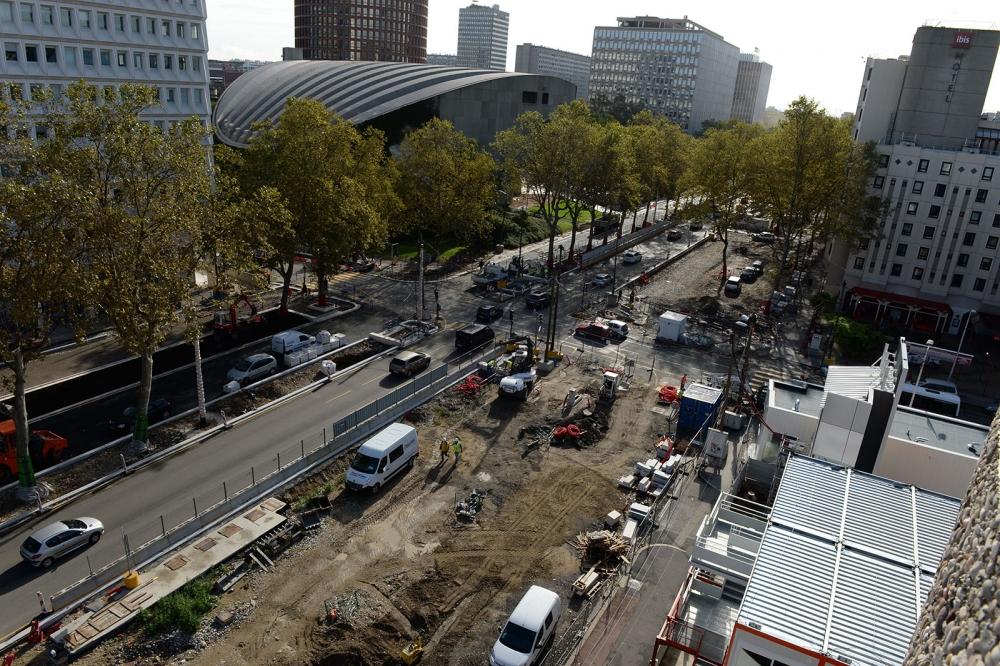 La Rue Garibaldi en octobre dernier - © Jacques Léone
