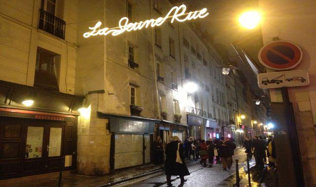 La Jeune Rue - Paris