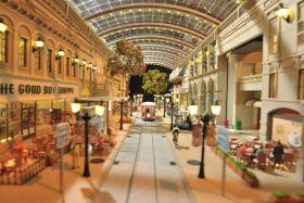 La rue principale (crédits image : Dubaï Holding)