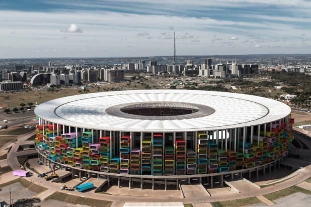 Casa Futebol - 1Week1Project