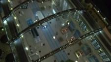 Rue principale vue de dessus (crédits image : Dubaï Holding)