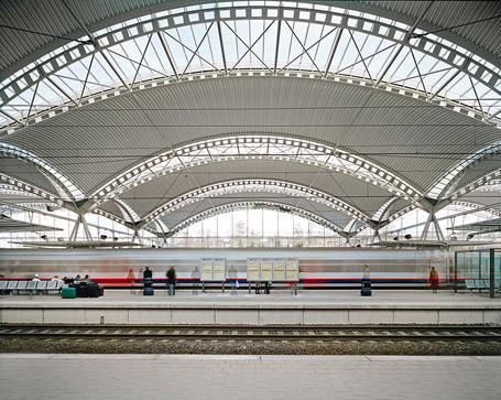 Louvain TGV