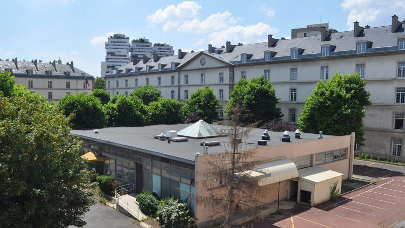 Caserne de Reuilly