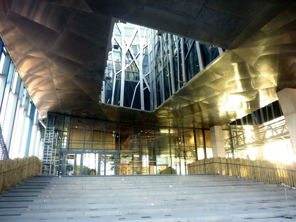 Lorient inaugure sa maison de l 39 agglom ration urbanews for Maison de l agglomeration montpellier