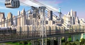 Bientôt un nouveau téléphérique à New-York ? - East River Skyway
