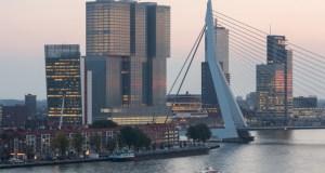 Rotterdam nommée meilleure ville d'Europe par l'Academy of Urbanism