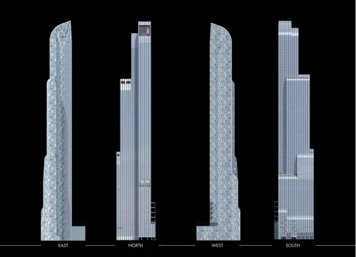 One57 Tower - Agence Christian de Portzamparc