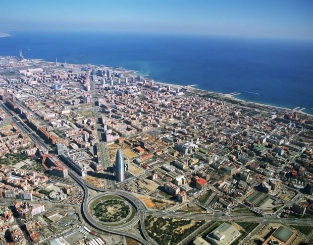 Le modèle barcelonais (Barcelona Digital, 22@Barcelona, Flickr, CC)