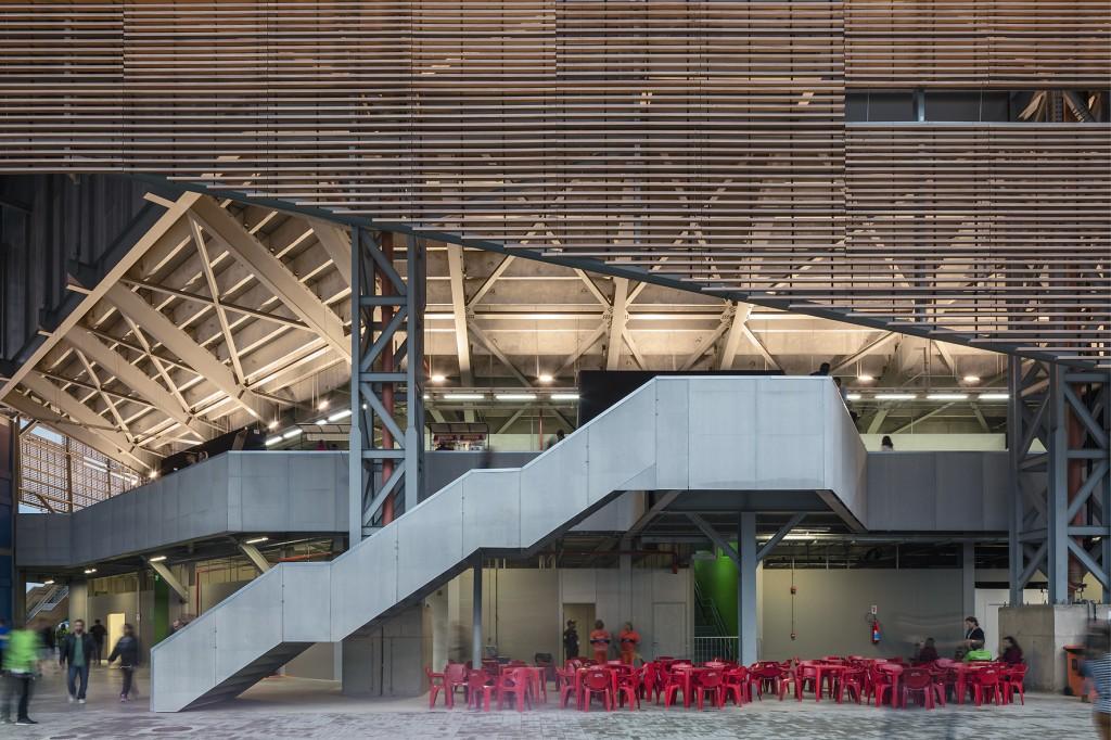 Future Arena - Rio - AndArchitects - Oficina de Arquitetos - Lopes, Santos et Ferreira Gomes - Photographe Leonardo Finotti