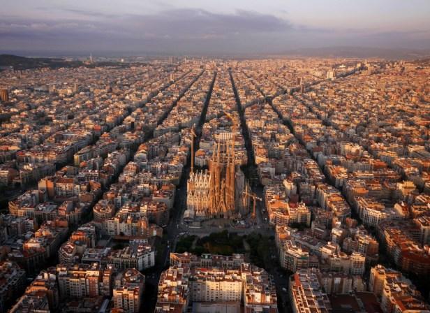 Barcelone - L'Eixample