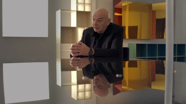 Portrait de Jean Nouvel / © Reflections - Matt Tyrnauer