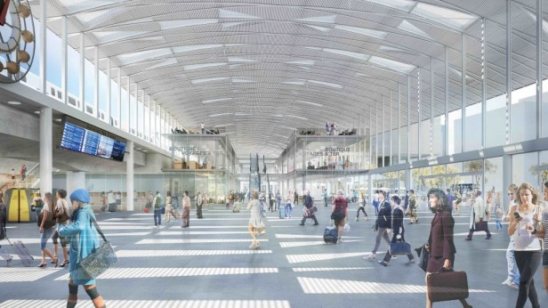 Gare Part-Dieu - Lyon