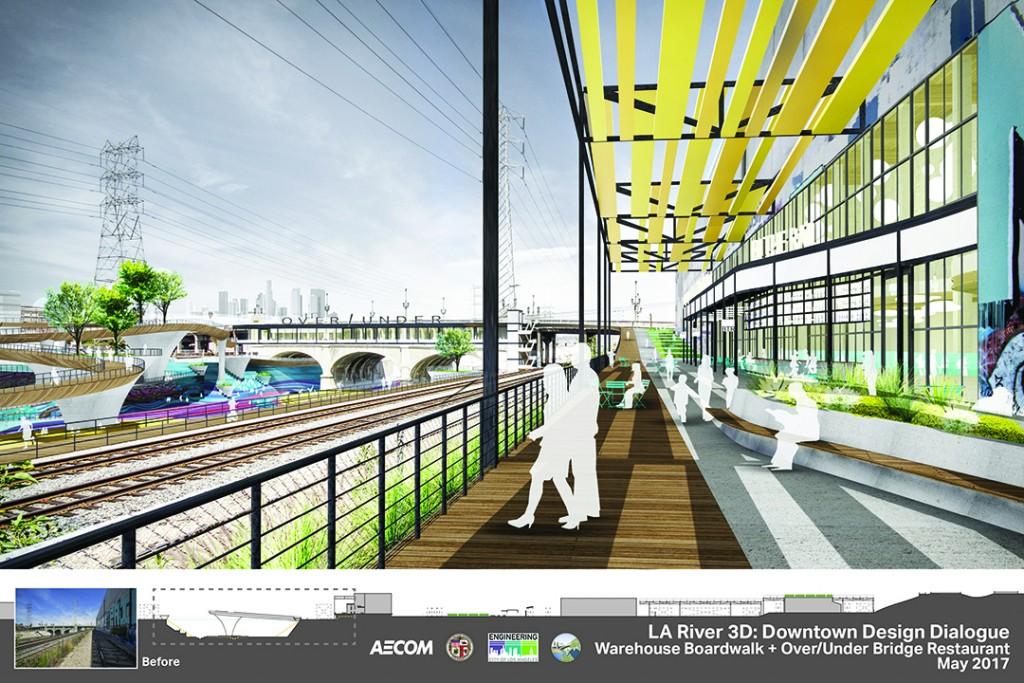 170525 - Los Angeles River Downtown Design Dialogue - AECOM Digital Presentation5
