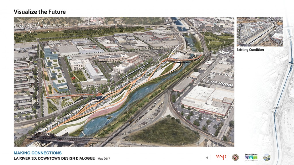 Making connections - WSP - Los Angeles River