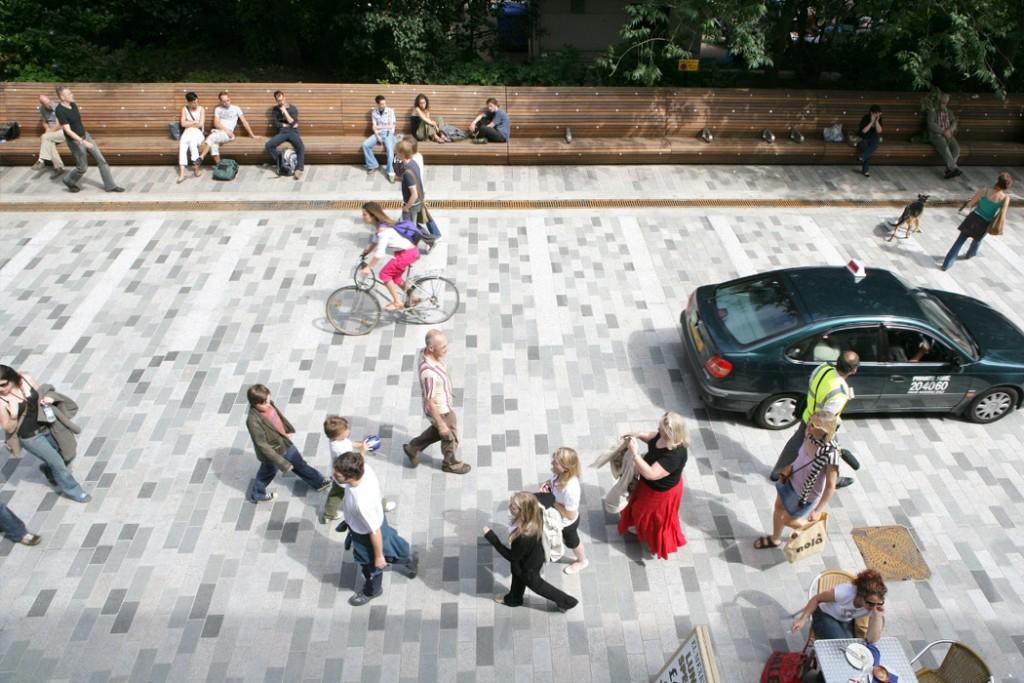 New Road - Brighton - Gehl Architects
