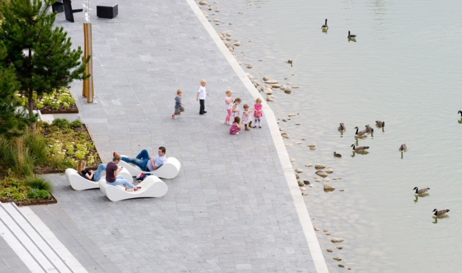 Southwater One - Telford - Gillespies Landscape Architects