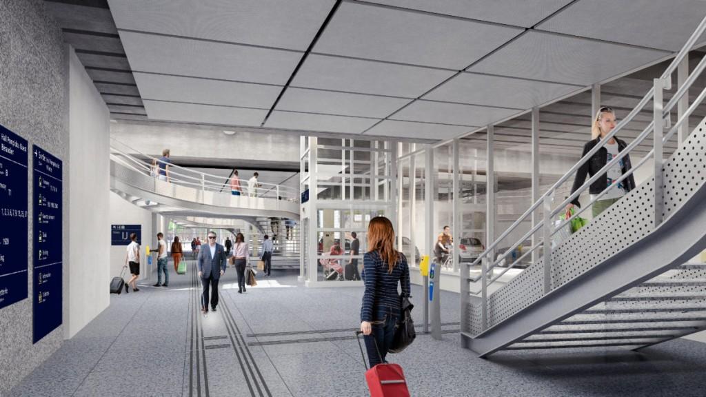 Galerie Pompidou - La Part Dieu