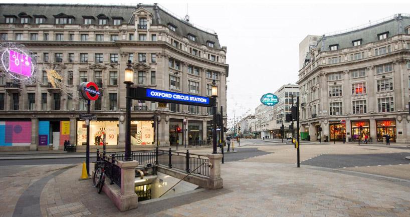 Oxfort Street - Walkable London - Zaha Hadid Architects