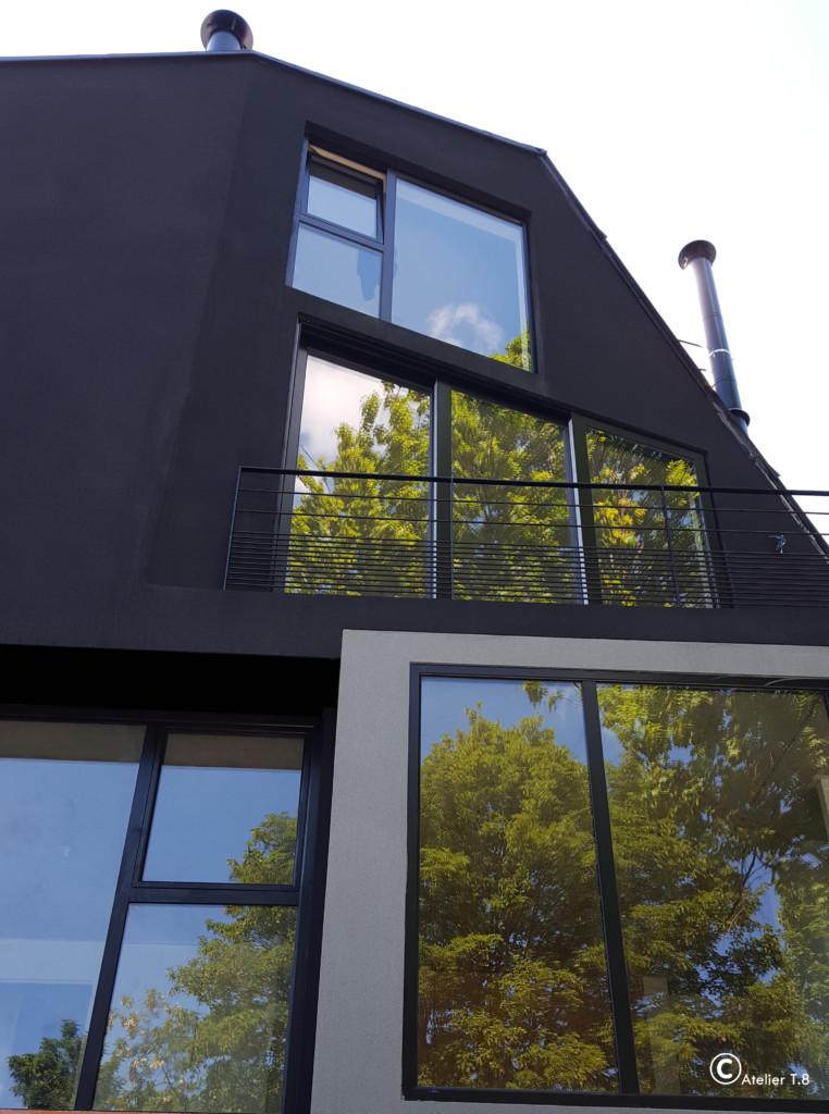 Projet - Pantin - Seine-Sant-Denis - Atelier Philippe Tirot