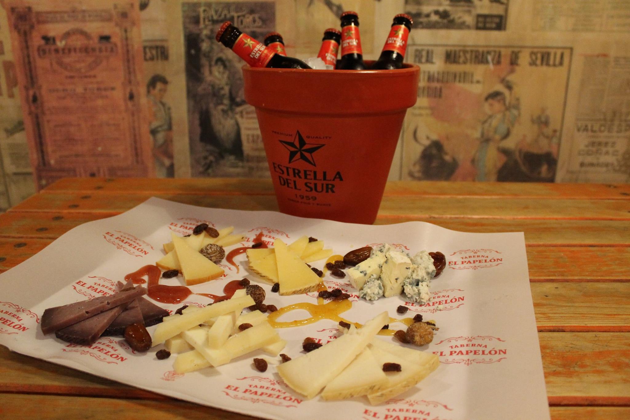 Evento Urban Explorers: cata de quesos nacionales en El Papelón