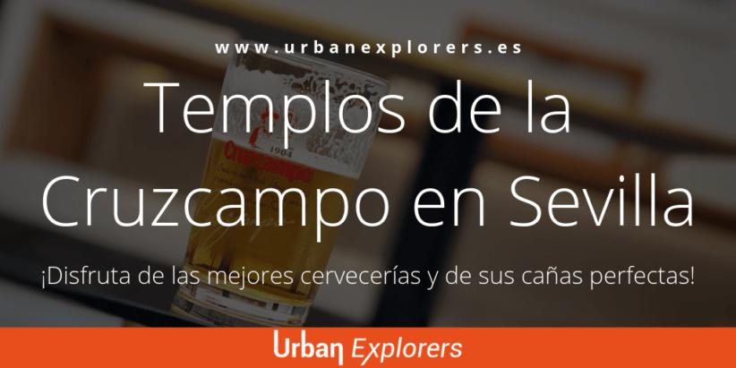 Cruzcampo en Sevilla