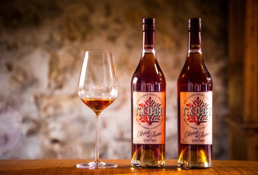 Lustau presenta Txodo, el vino que hermana Aponiente y Mugaritz con Jerez