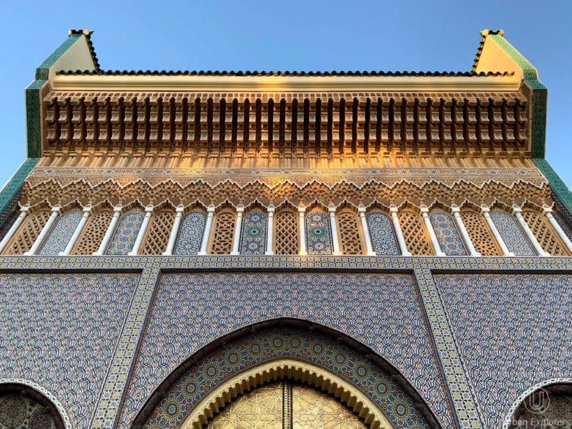 Palacio Real de Fez viajes desde Sevilla