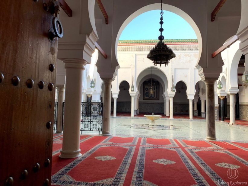 viajes desde Sevilla Mausoleo Moulay Idriss II