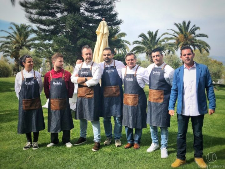 Chef Sierra de Cádiz 2019: conoce los ganadores