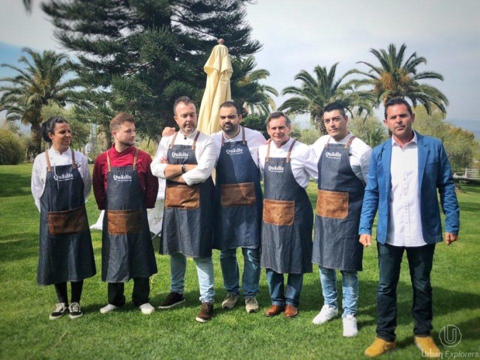Chef Sierra de Cádiz