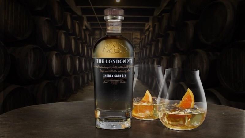 London Nº1 Sherry Cask: cuando Jerez y Londres se unen
