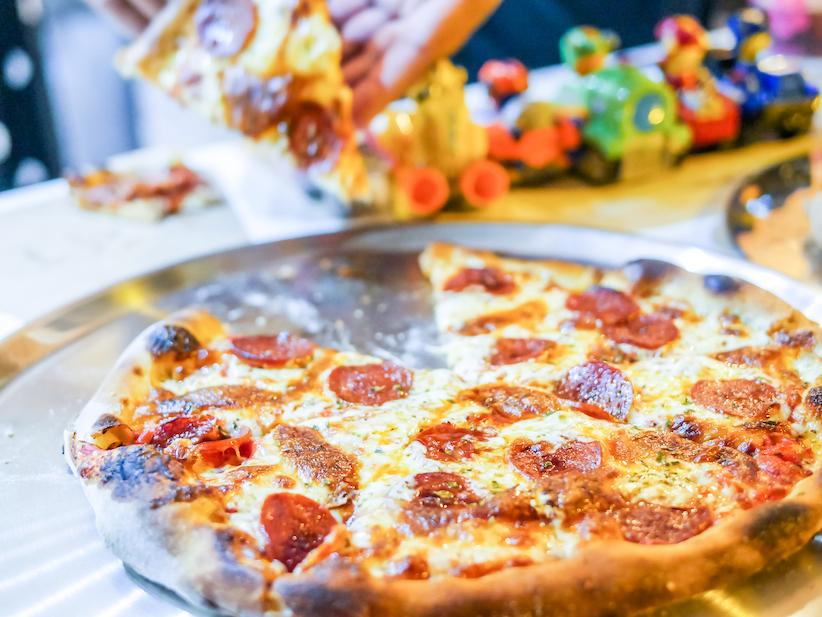 Puro Fuego, la pizzería de Lalita en Montequinto