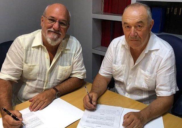 La Academia Sevillana de Gastronomía y la Andaluza firman un convenio