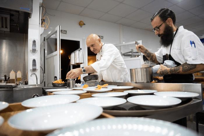 J. Diego Flórez y Toño Pérez de Atrio inauguran el Tío Pepe Festival 2019