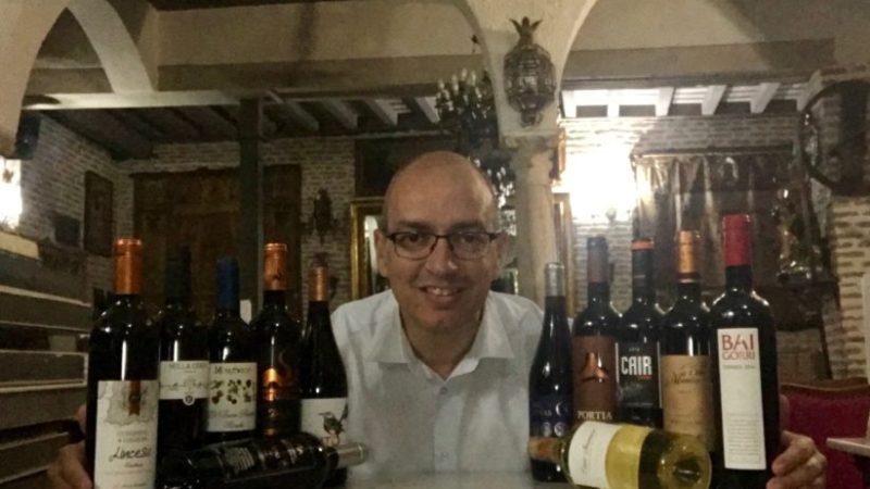 La mayor carta de vinos andaluces tranquilos por copas está en Don Raimundo