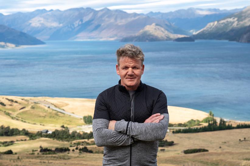 """El chef Ramsay llega a National Geographic con """"Fuera de carta"""""""