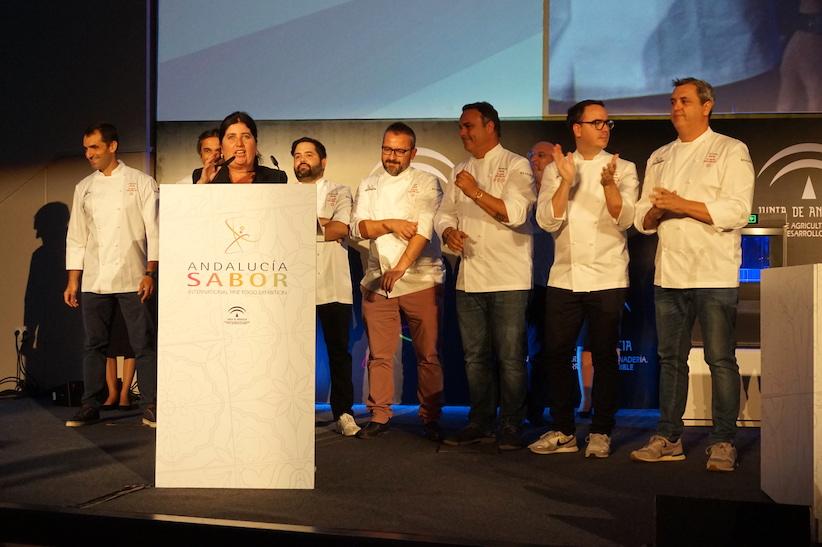Ocho chefs andaluces ofrecerán la cena de la Guía Michelin