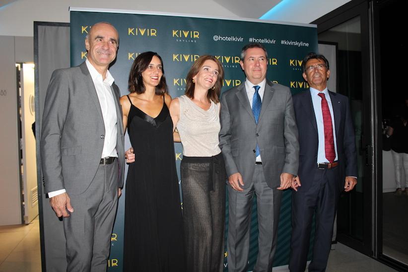 Kivir Sevilla, el hotel con las mejores vistas a la calle Betis