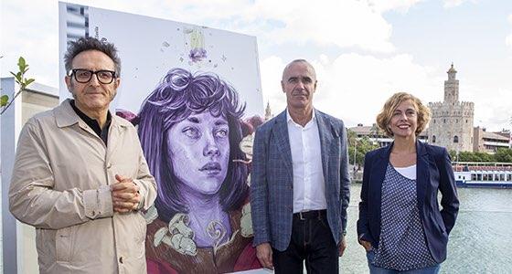 Sevilla entrega su Giraldillo de Honor a Pere Portabella