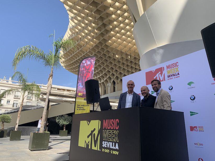 Los MTV EMAs 2019 traen grandes conciertos en Pl. de España y CAAC